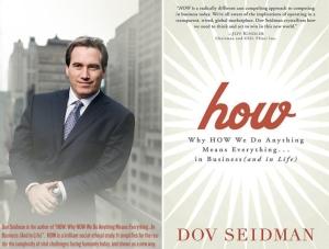 Dov Seidman the CEO of LRN.