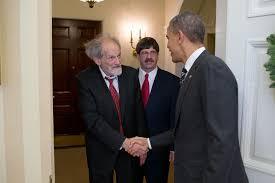 lloyd-shapley-with-obama
