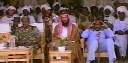 بن لادن في السودان