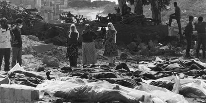 مذبحة تل زعتر