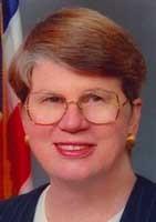 Attorney General Janet Reno