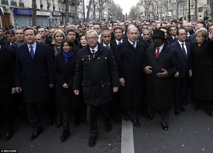 europe leaders
